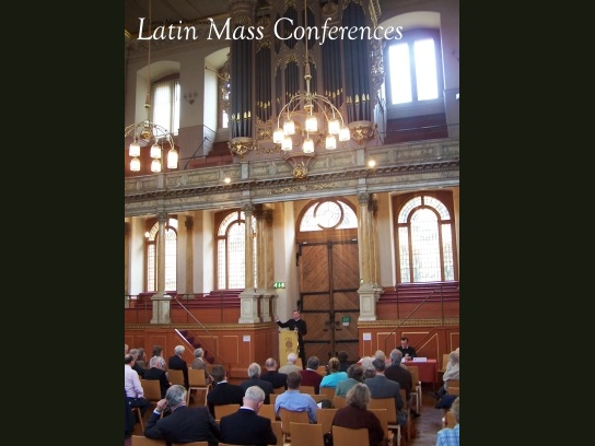 Latin Mass Conferences